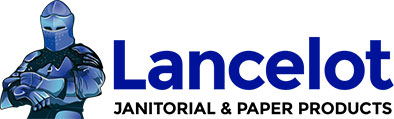 Lancelot Janitorial & Paper Products Logo